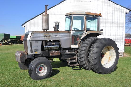 White 2-180 Field Boss 2wd tractor