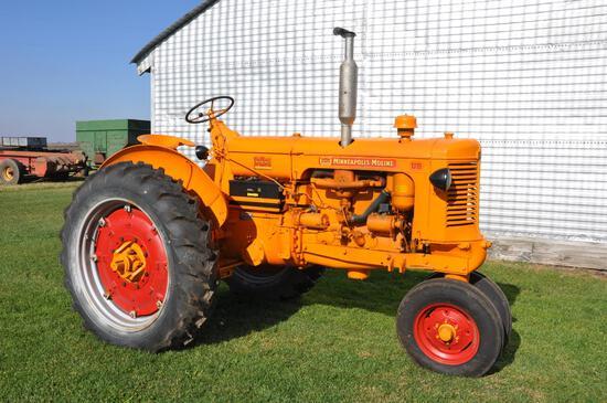 Minneapolis Moline UB tractor