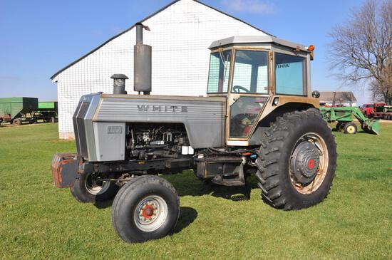 White 2-150 Field Boss 2wd tractor