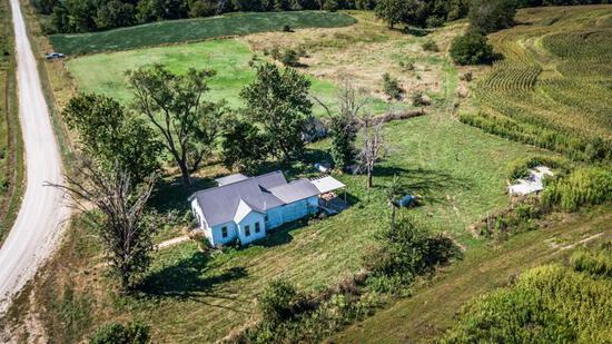 Tract 15 - 2.80 Surveyed Acres+/- & Country Home