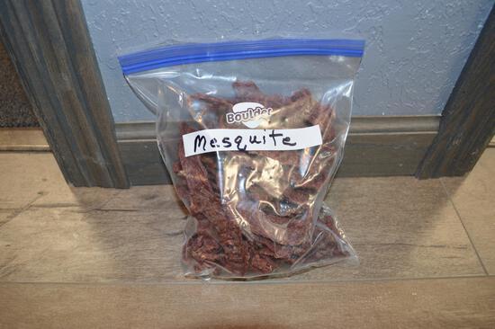 Mesquite Beef Jerky