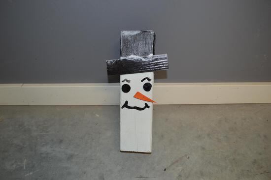 1 ft Snowman Decoration