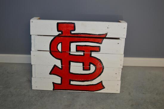 St Louis Cardinals Pallet