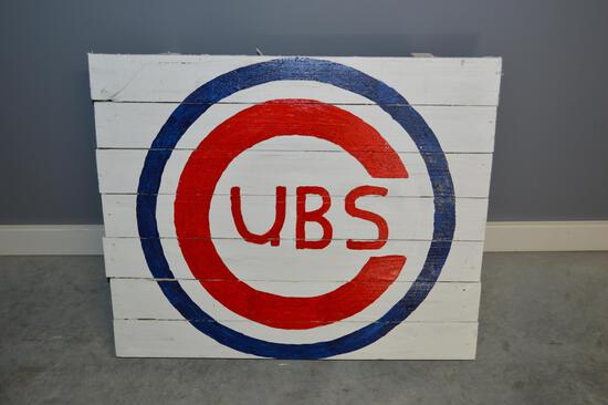 Chicago Cubs Pallet