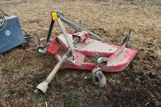 Bush Hog RDTH72 6' 3-pt. grooming mower