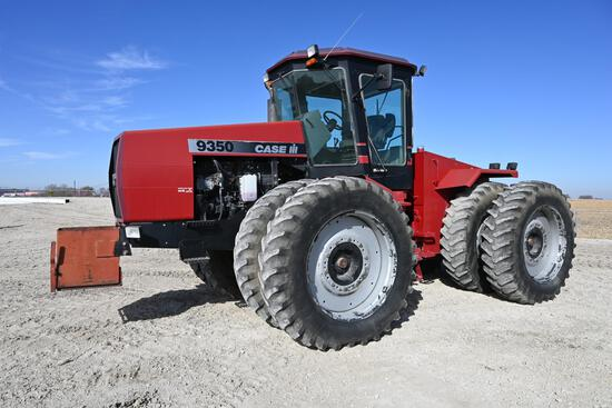 1998 Case IH 9350 Steiger 4wd tractor