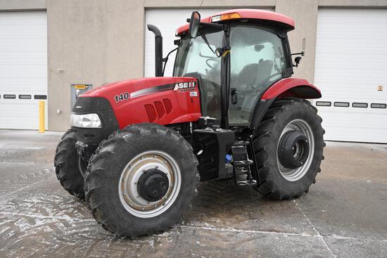 2013 Case IH Maxxum 140 MFWD tractor