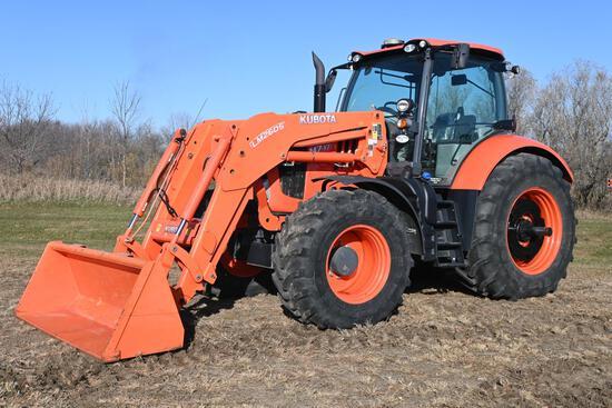 2016 Kubota M7-171 Premium MFWD tractor