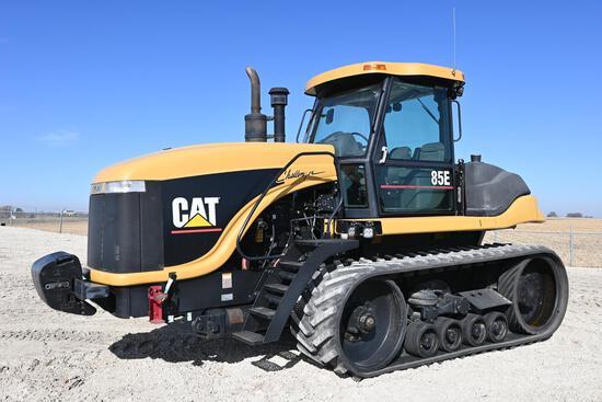 2001 Caterpillar 85E track tractor