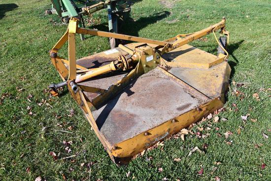 Woods 6' 3-pt. rotary cutter