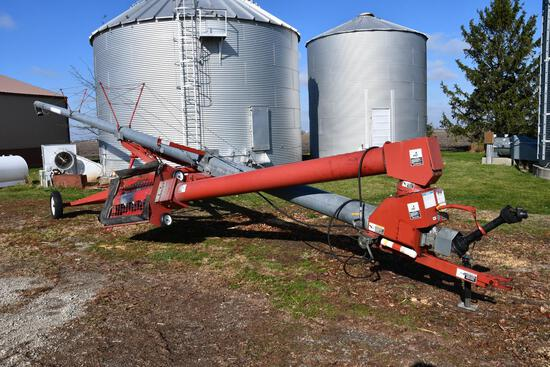 "GSI 10""x60' swing away auger"