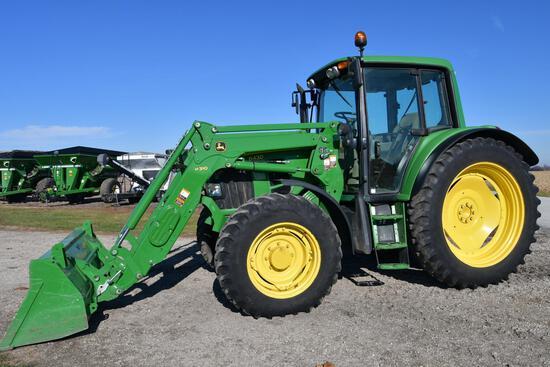 2008 John Deere 6430 Premium MFWD tractor