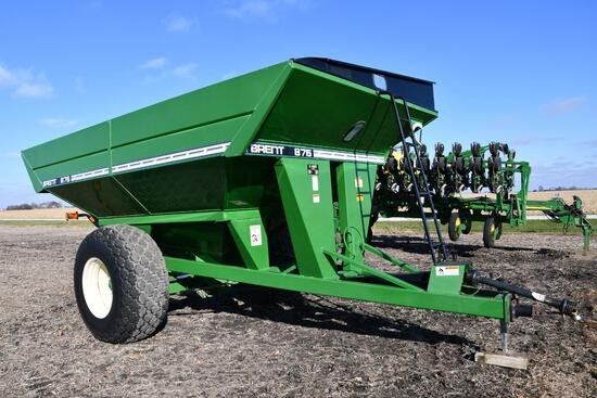 Brent 876 grain cart