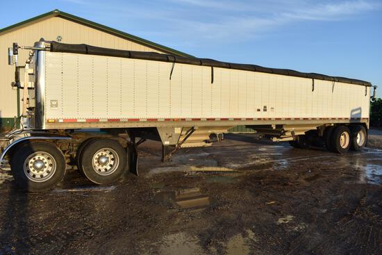 2008 Wilson 41' hopper bottom trailer