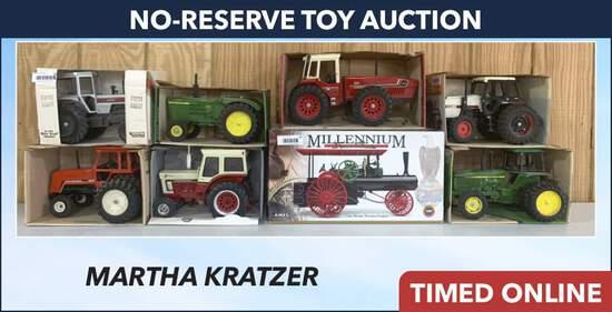 No-Reserve Online Toy Auction - Kratzer