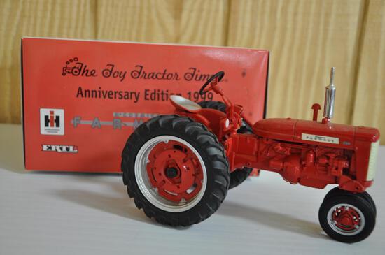 1999 anniversary edition farmall 230 1/16 scale