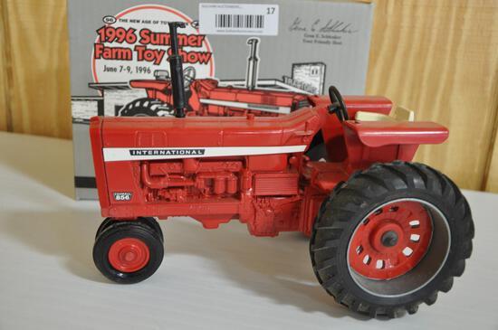 1996 summer farm toy show international 856 1/16 scale