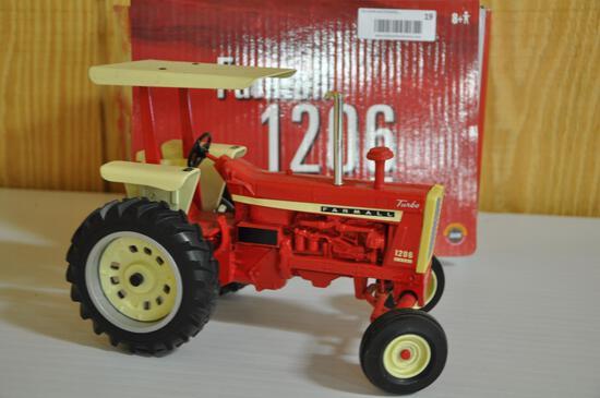 Farmall 1206 diesel 1/16 scale centennial series