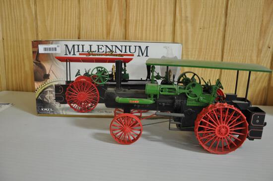 case steam traction engine 1/16 scale