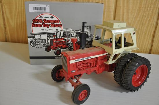 1998 summer farm toy show international 1256 1/16 scale