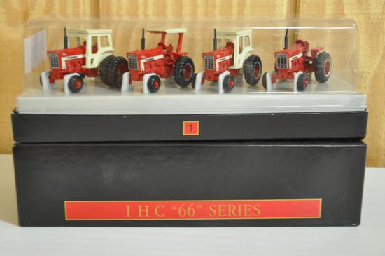 IHC 66 series #1 in the series 966,966 hydro,1066,1466 turbo 1/64 scale