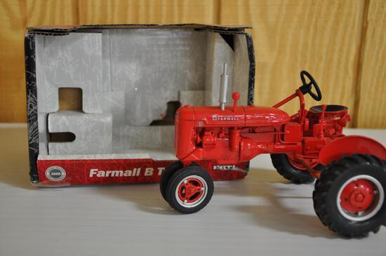 Farmall B tractor 1/16th scale