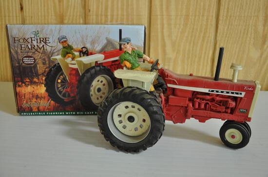 ertl collectibles 1/16 scale farmall 1206