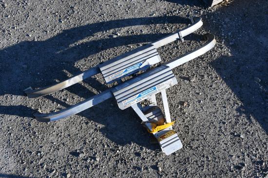 (2) Werner extension ladder stabilizers