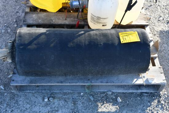 """partial roll of 30"""" silt fence"""