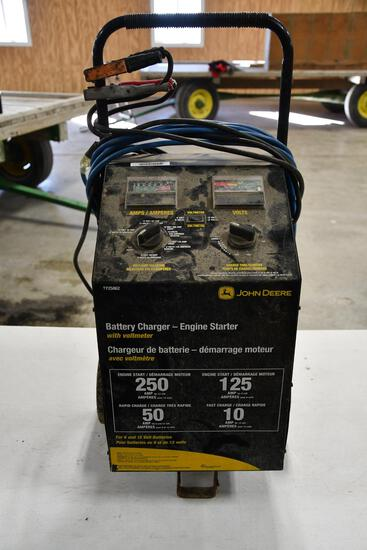 John Deere battery charger