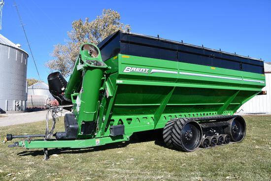 2017 Brent 1596 grain cart