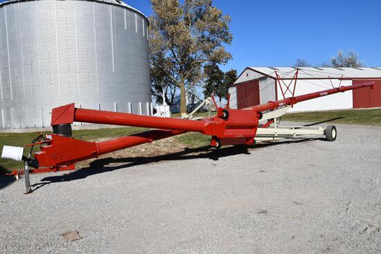 """2015 Farm King 1385 13""""x85' swing away auger"""