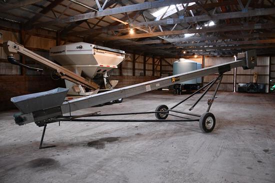 """Top Air 12""""x30' conveyor"""