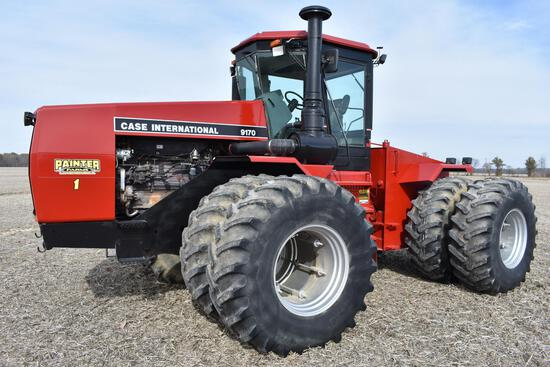 1990 Case-IH 9170 4WD tractor
