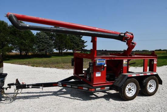 2015 Patriot 100 2-box seed tender