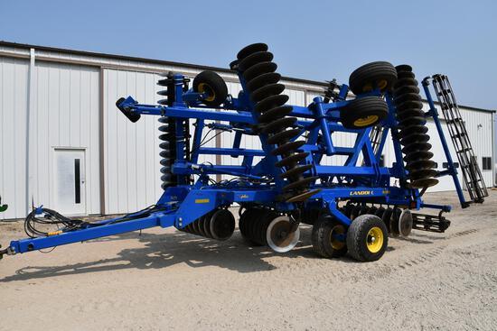 2013 Landoll 7431 26' VT Plus vertical tillage tool