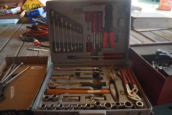 Roadside tool kit