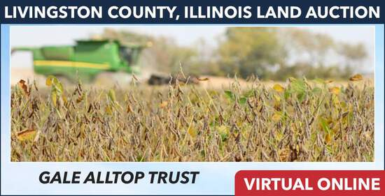 Livingston County, IL Land Auction - Alltop