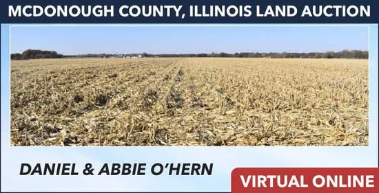 McDonough County, IL Land Auction - O'Hern