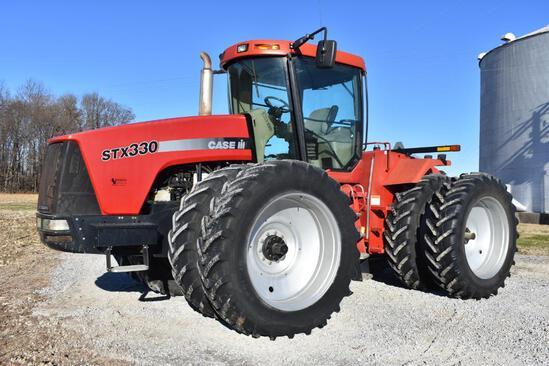 2006 Case-IH STX 330 4wd tractor