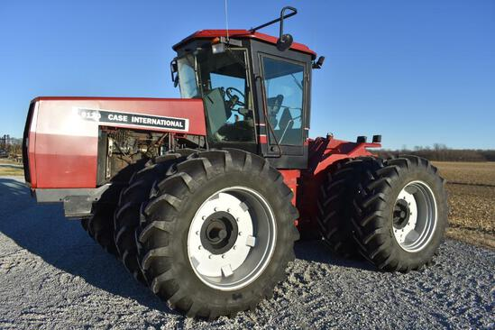 Case-IH 9130 4wd tractor