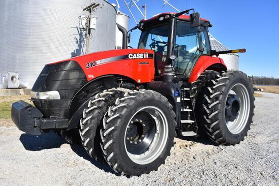 2015 Case-IH 310 Magnum MFWD tractor