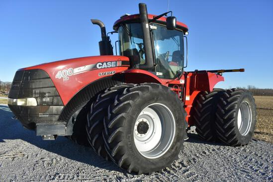 2011 Case-IH Steiger 400 4wd tractor