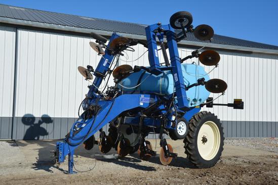 Blue Jet AT3000 11/15 liquid side dress applicator