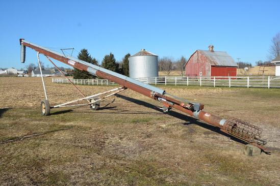"""American 8"""" x 51' auger"""