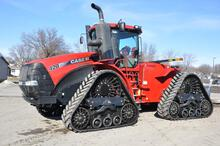 2014 Case-IH 420 Steiger RowTrac tractor