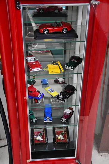 (11) toy model cars