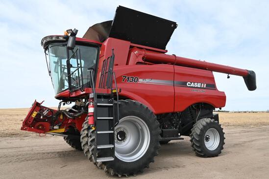 2014 Case-IH 7130 2wd combine
