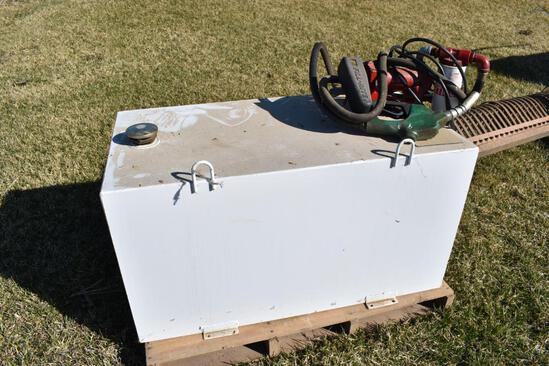 100 gal. fuel transfer tank