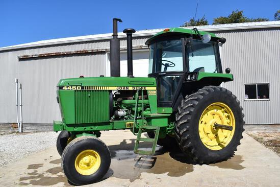 1983 John Deere 4450 2wd tractor